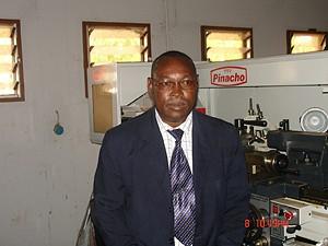 Director do Centro Profissional do Cuacra