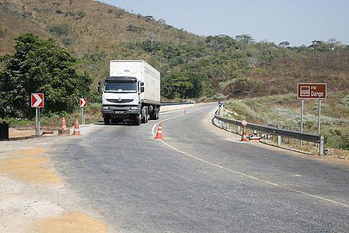 As ligações por estrada entre os 16 municípios da província do Uíge estão cada vez mais facilitados