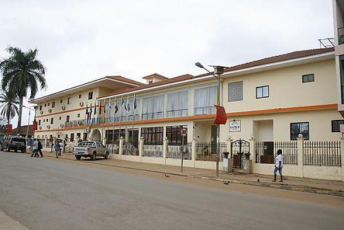 O sector hoteleiro e turístico recebeu um reforço com a recente entrada em funcionamento do Hotel Kwango