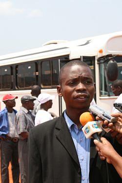 Director provincial do Kwanza-Norte dos Transportes e Comunicações