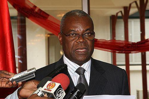 Governador Mawete João Baptista