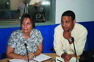 Sylvie Dubeau é a coordenadora do plano director dos municípios de Lucala e Ambaca