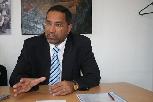 Rui Gama realçou o empenho das autoridades angolanas na luta contra a enfernidade