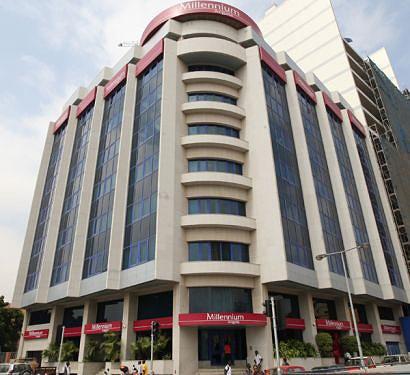 A sede do Banco Millennium Angola vai ser transferida para a Cidade Financeira em Talatona