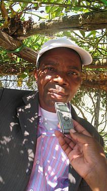 Administrador comunal César António