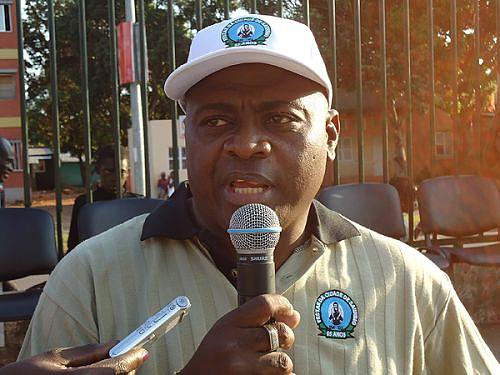 Administrador municipal Gregório Miasso