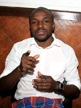 Promotor cultural Otiniel Silva