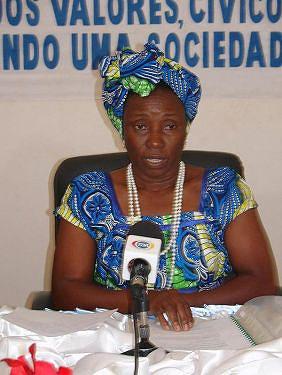 Directora da Família Antónia Maiato