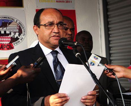 António Lemos presidente da AAPCIL