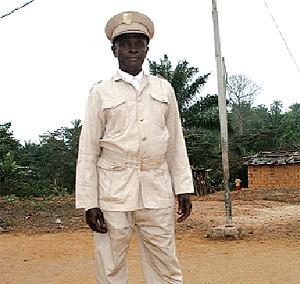 Soba grande do Ngonguembo está  satisfeito com o desenvolvimento do municipio