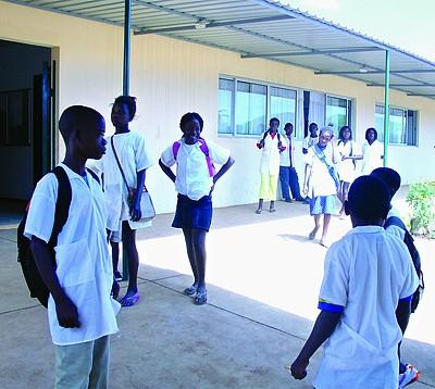 Sector da Educação mereceu atenção especial com a construção e reabilitação de salas
