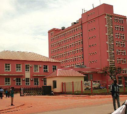 Hospital Geral de Malanje comporta várias estruturas do sector da saúde