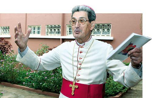 Prelado católico acredita que as melhorias registadas na sede provincial podem expandir-se para os demais municípios de Malanje onde a situação ainda é pertinente e complexa