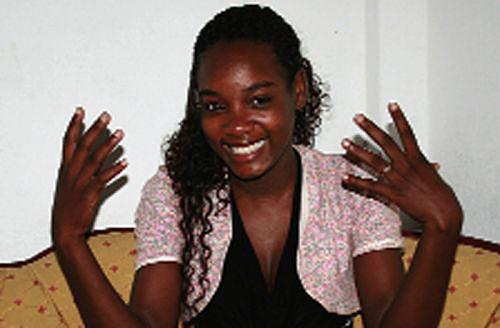 Juliana Joaquim regozija-se pelas oportunidades de emprego