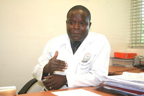 Médico ortopedista Pascoal Campos