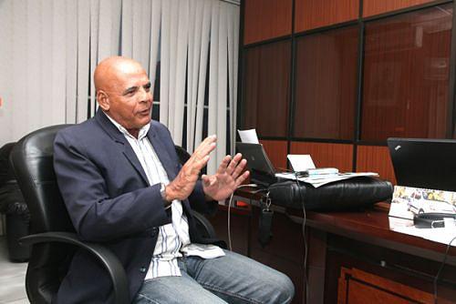 O aviador cubano lutou em Angola contra as forças do