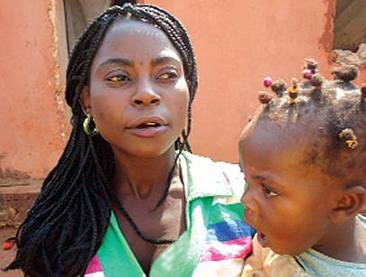Maria Teresa  regressou ao país depois de 15 anos a residir no Congo Democrático