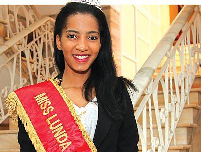 Miss Lunda-Sul Izilda Silva defende  maior interacção entre o governo as famílias e a sociedade civil para combater o vandalismo
