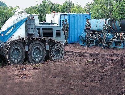Nova frente de batalha pela paz e desenvolvimento