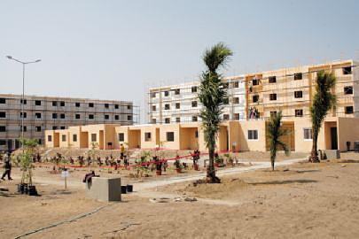 Autoridades estão esperançadas que o projecto resolva grande parte da falta de casas