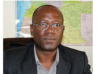 Jeremias Timóteo director provincial dos Transportes, Correios e Telecomunicações