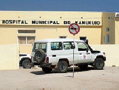 A direcção do hospital municipal do Kamukuio garante que não há falta de medicamentos