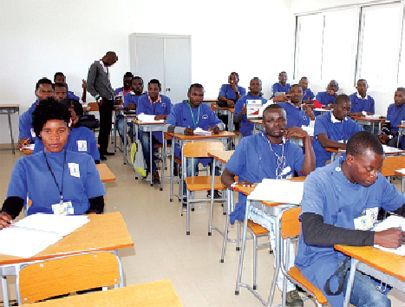 O Instituto Normal de Ensino (INE) tem contribuído para o aumento de quadros no sector do ensino e educação da província