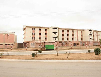 Pormenor da cadeia de Viana cuja reabilitação permitiu a melhoria das condições dos reclusos