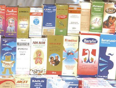 Efectivos da DNIIAE  apreenderam durante este ano milhares de quilos de medicamentos