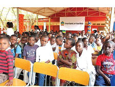 Iniciativas do Instituto Nacional para a Educação Especial ajudam a chamar a atenção para a necessidade de apoio da sociedade