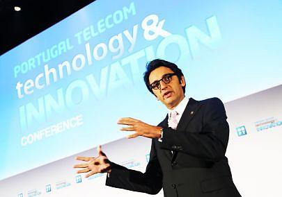 Presidente da Portugal Telecom Zeinal Bava fala da grande utilidade das tecnologias de informação