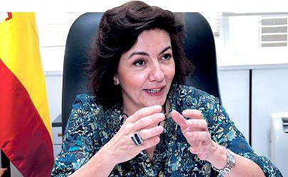 Embaixadora Júlia Romero defende o aprofundamento das relações comerciais e políticas