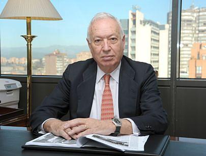 García-Margallo chefia uma importante delegação ministerial