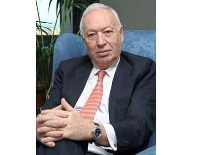 José Manuel García-Margallo ministro das Relações Exteriores e Cooperação de Espanha