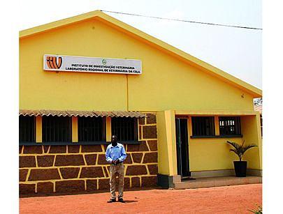 A instituição apoia as aulas práticas dos institutos médios agrários da Cela e do Andulo