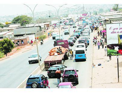 Com a nova metodologia a ser concretizada em breve os engarrafamentos no centro da cidade de Luanda vão diminuir de forma considerável