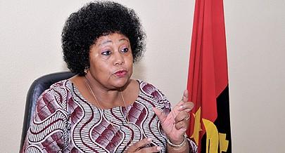 Ministra Filomena Delgado enalteceu o papel da mulher angolana na luta de libertação nacional e na reconstrução e desenvolvimento do país