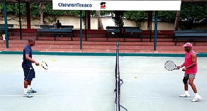 A criação da escola surgiu da necessidade de formação de tenistas e da vontade de muitos jovens em competir ao mais alto nível