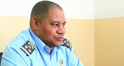 Superintendente-chefe  Joaquim Brás
