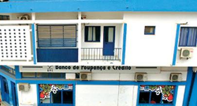 Banco de Poupança e Crédito está a apoiar programas dos jovens que visam a criação de pequenos negócios de prestação de serviços