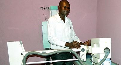 Inaugurado sala de hemoterapia e de Raio-X  adquiridos pela Administração municipal