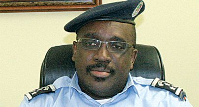 Porta-voz do Comando-Geral da Polícia Nacional