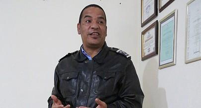 Superintendente chefe Carlos Mota