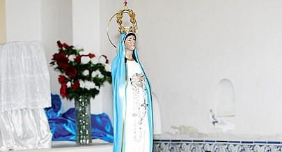 Uma réplica da imagem da Mamã Muxima está em Buenos Aires desde o princípio do ano