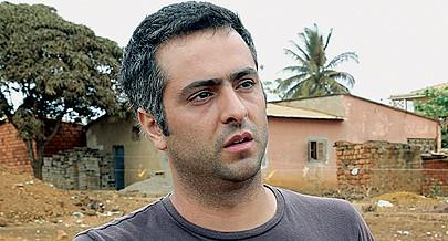 Daniel Pinto arqueólogo português