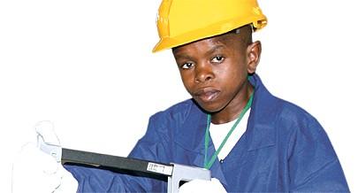 Jovens recebem formação em várias especialidades