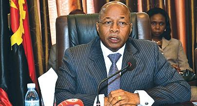 Ministro do Planeamento e do Desenvolvimento Territorial Job Graça anunciou projectos de combate à seca