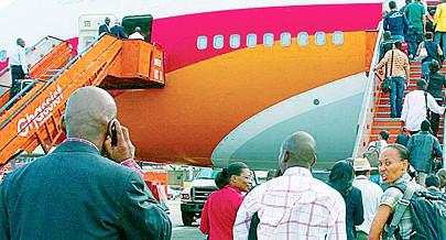 Companhia aérea nacional tem uma frota constituída por aeronaves de última geração