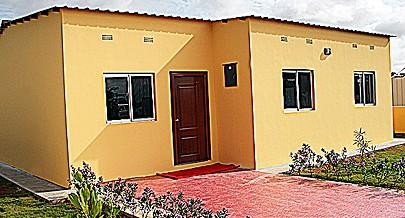 Casas entregues pelo Estado são vendidas