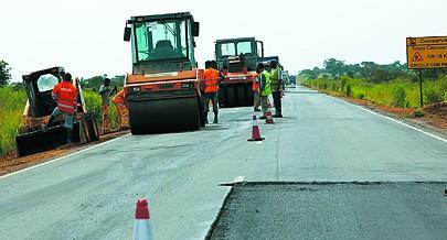 Reabilitação de estradas no Cuanza Norte vai permitir segurança na circulação rodoviária e evitar a deterioração de grandes quantidades de alimentos nos campos agrícolas